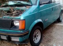 Chevrolet Astro car is available for sale, the car is in Used condition