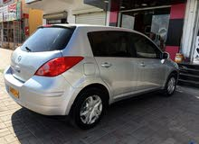 For sale 2011 Silver Tiida
