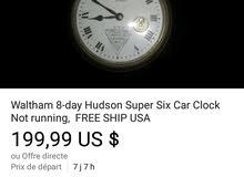 6ddd57697 ساعة جيب أنتيك من نوع waltham تعود لسنة 1920