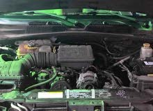 Green Jeep Liberty 2004 for sale