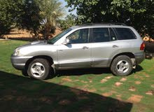Used 2002 Hyundai Santa Fe for sale at best price