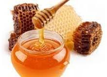 بيع العسل الحر بالجملة و التقسيط عسل الدغموس السدر الاكلبتوس الزعتر الخروب الكبار الليمون الاعشاب