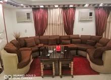 شقة اول سكن مفروشه فندقيه برج جديد موقع ممتاز من المالك مكرم عبيد مدينة نصر
