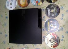 PS3 WITH 11 GAMES AND ONE NEW CONTROLLER FOR SALE