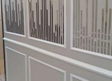 معلم جميع انواع البويات ورق الجدران وفوم استيل تواصل 0503911360