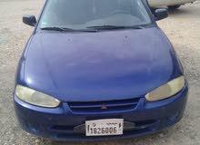 السلام عليكم عندي ميتشي بيشي كولت موديل 1999 اللون أزرق ماشية 300000