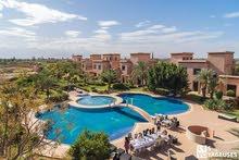 فيلا للإيجار في مراكش بالمغرب