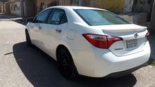 Toyota Corolla made in 2015 for sale