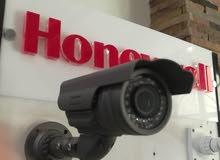 كاميرات هانيويل الامريكي