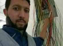 فني كهربائي لجميع الصيانه المنزليه والقسايم والتمديدات 97964670