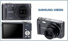كامرا SAMSUNG WB550