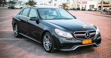 Mercedes Benz E 350 car for sale 2014 in Muscat city