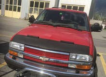 Chevrolet Blazer 2003 For sale - Red color