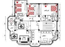 رسم سكتشات للبناء وتقسيمه معماريا باسعار مناسبة للجميع