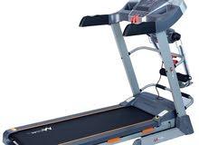 جهاز ركض مشي تردميل مع رجاج تكسير دهون بأحسن سعر في الأردن لوزن 100كغم Treadmill اجهزة رياضية