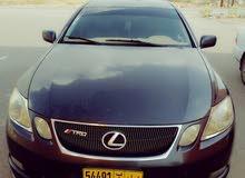 جي اس لكزس 2007 للبيع أو مبادل