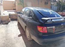 Automatic Black Hyundai 2003 for sale