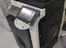 آلة طباعة رقمية مستعملة كونيكا مينولتا بيشوب C652 C552 C452 آلات تصوير