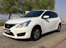 Nissan Tiida - Dubai
