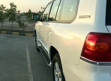 Toyota Land Cruiser 2015 For sale - White color