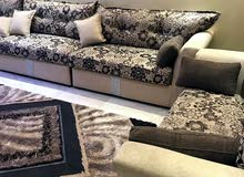 Ahad Rafidah – A Sofas - Sitting Rooms - Entrances that's condition is Used
