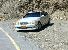Used condition Lexus GS 1998 with 10,000 - 19,999 km mileage