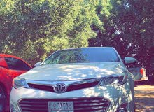 Toyota Avalon 2015 For sale - White color