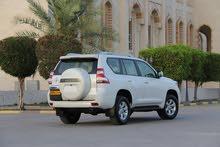 White Toyota Prado 2014 for sale