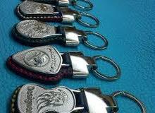 مدليات مفاتيح وعليها صورتك
