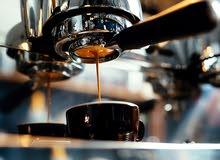 مطلوب أسطى ماكينة قهوة وكريب
