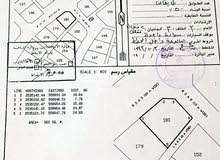 ارض للبيع في نزوى حي التراث 4 سوبر كورنر