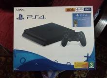 sony Playstation 4. 500g spim (jit black)