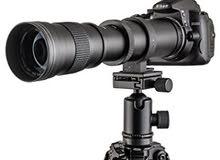 كاميرا نيكون دي 7200