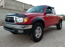 Red Toyota Tacuma 2004 for sale