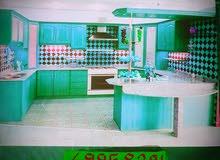 شركة الآسيويةالدوليه لأعمال الالمنيومو الشترا تأكثر من 20 عامافي تصميمات المطابخ