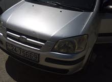 Manual Hyundai Getz 2005