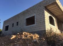 منزل للبيع قيد الإنشاء