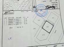 ارض سكني تجاري في العامرات مدينه النهضه مربع 13