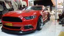 Gasoline Fuel/Power   Ford Mustang 2015