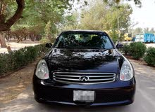 Automatic Infiniti 2005 for sale - Used - Hawally city