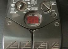 Guitar effect zoom 505 ii