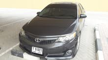 Grey Toyota Camry 2014 for sale