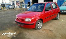 Nissan Micra car for sale 2001 in Benghazi city