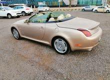 Automatic Beige Lexus 2003 for sale