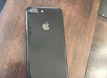 iPhone 7plus 128 GB jet black