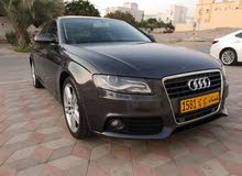 Used condition Audi A4 2012 with +200,000 km mileage