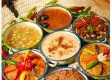 مطلوب طباخة مصريه