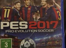 pes2017 play staion 4