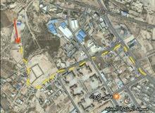 ارض500م سكنية للبيع مطلة على البحر منطقة الجزيرة مصراتة