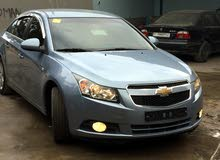 Chevrolet Cruze 2010 For sale - Blue color